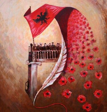 Pin By Ornela Myphotoart18 On Albania Albania Flag Albanian
