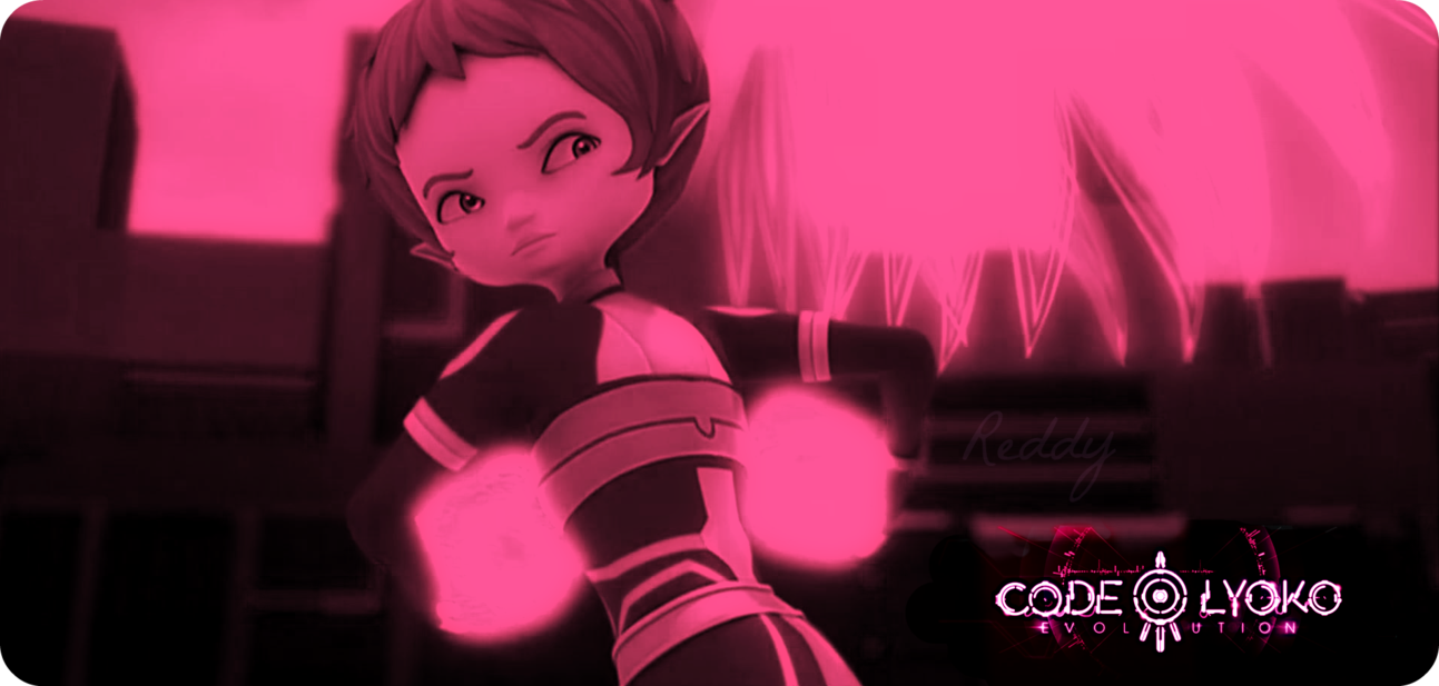 Aelita in Cortex by Redworld96