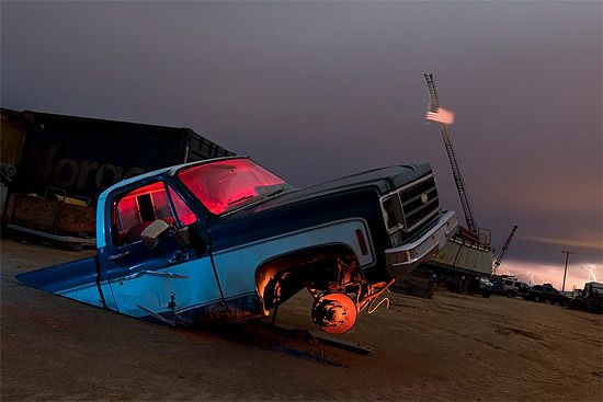 Lost America: Night Photography by Troy Paiva | Inspiration Grid ...