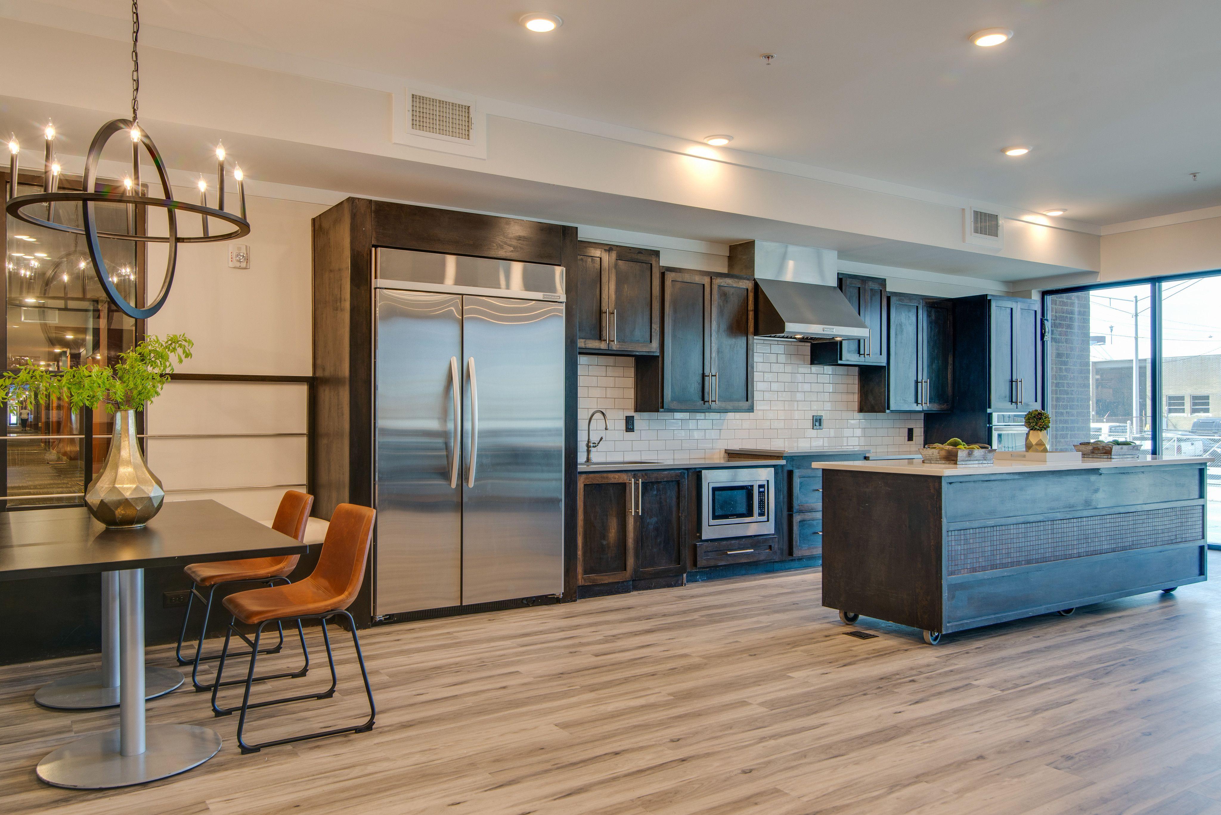 Corporate Kitchen E Communityliving Entertaininge Interior Design Services Nashville