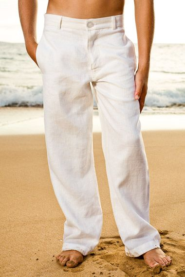 6801fca6e Island Importer - Boys Linen Amalfi Pant - By popular demand, our first  ever, zip-fly, button closure, linen pant for boys! Introducing our Boy's  Amalfi ...