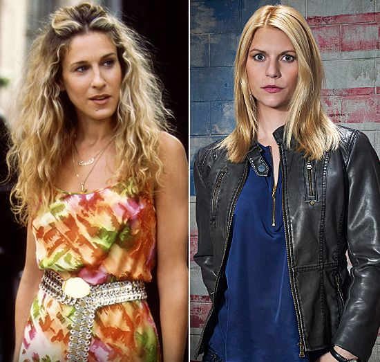 Who Said It Carrie Bradshaw Or Carrie Mathison Carrie Bradshaw