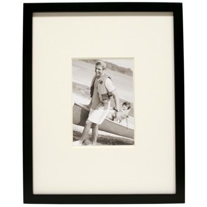 Room Essentials® Frame with Mat - Black (5x7\
