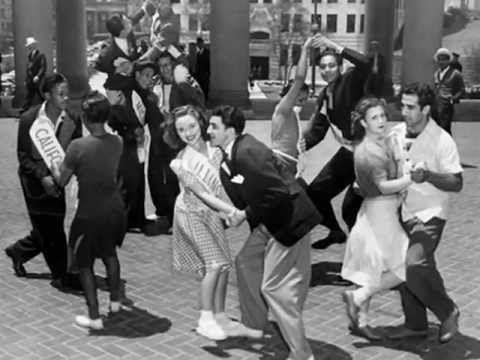 Hooked On Swing Dancing Youtube Lindy Hop Glenn Miller
