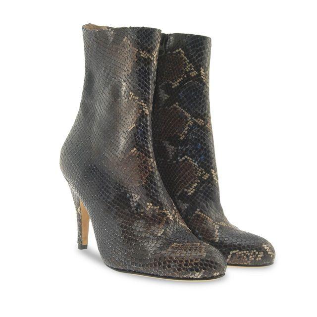 Nora Scarpe di Lusso la nuova collezione scarpe in versione metallized [Foto]