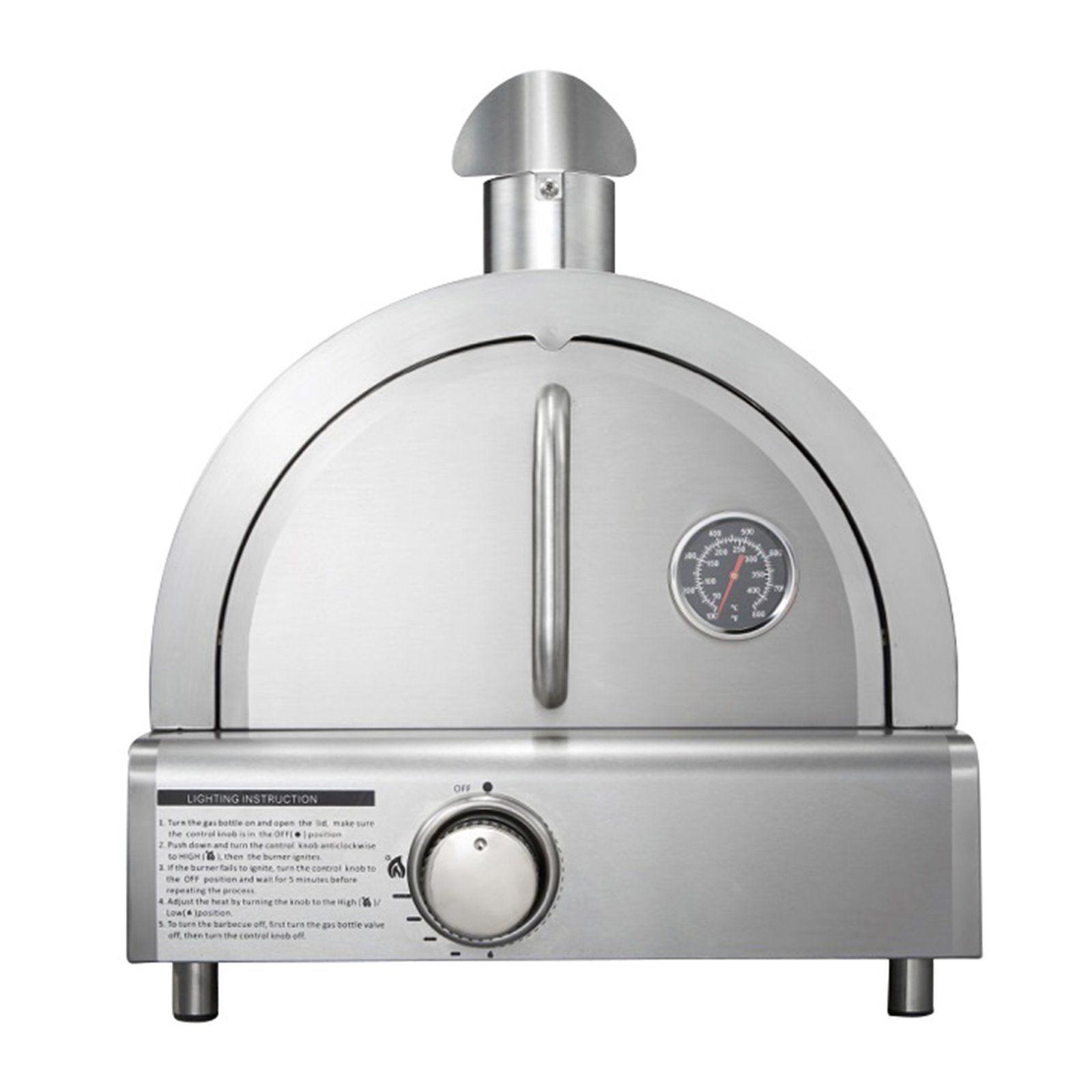 Portable Propane Table Top Pizza Oven in 2020 Portable