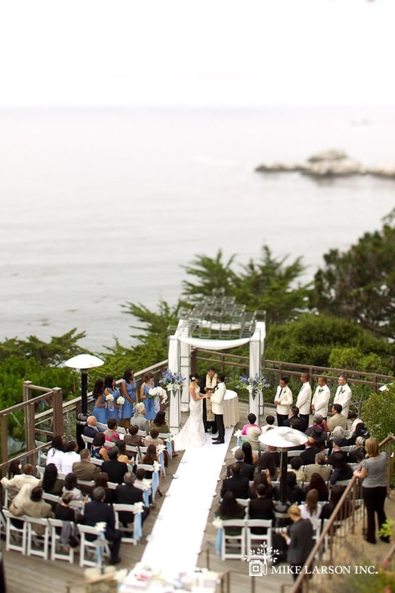 Wedding Hyatt Carmel Highlands