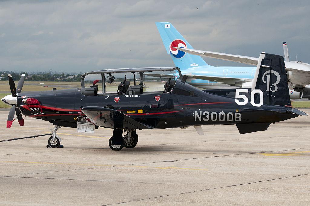 Hawker Beechcraft T-6 Texan II