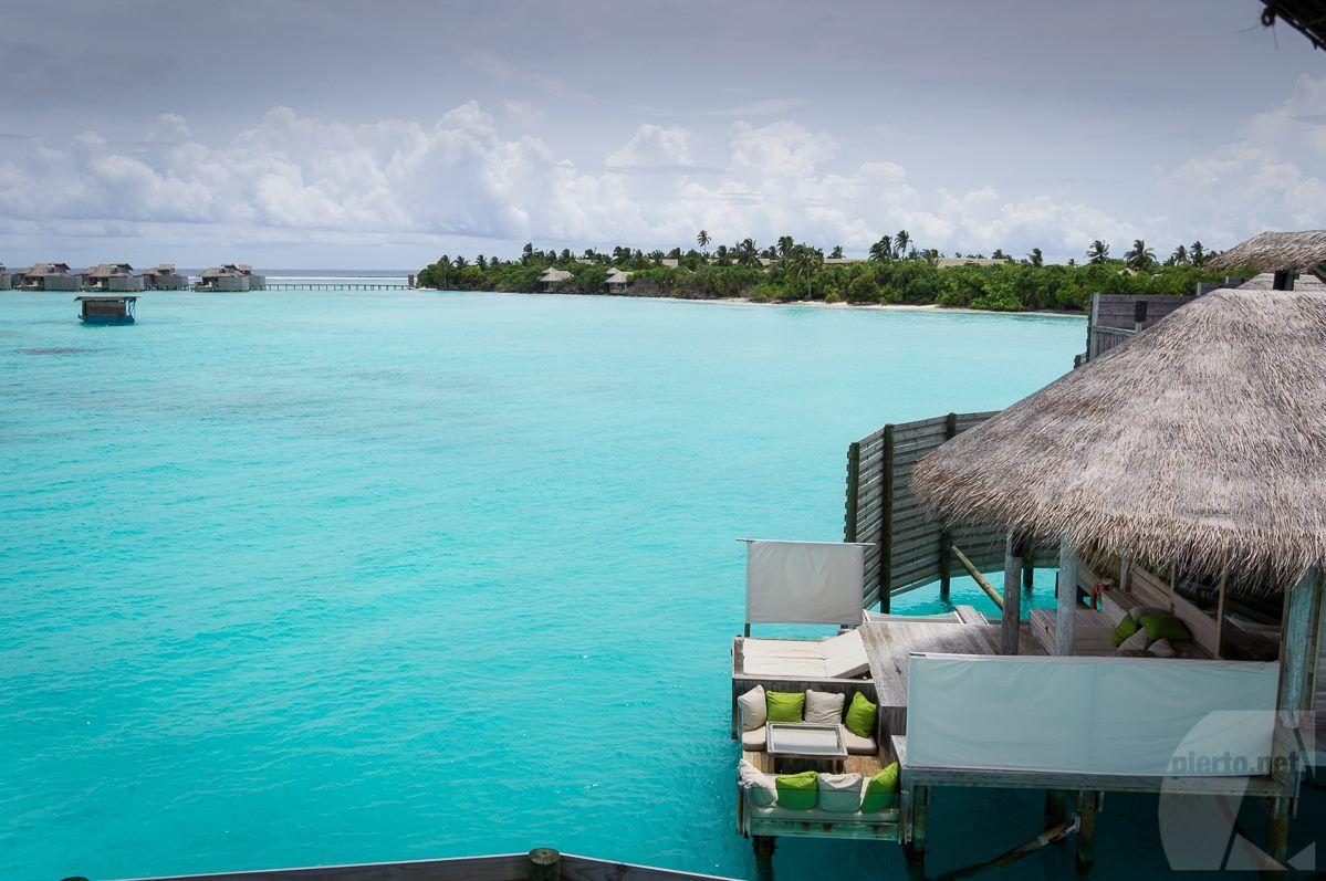 Maldivler Six Senses Laamu Hint Okyanus'unda ki Laamu Atoll'de bulunan tek tesistir.