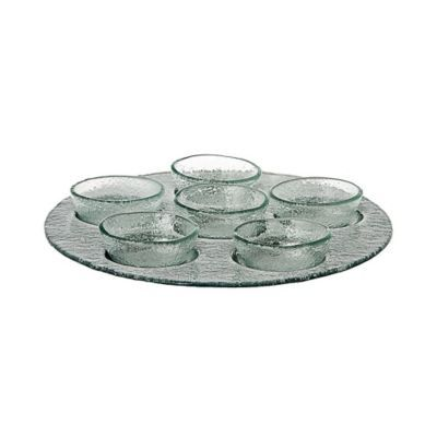 Classic Touch Server In Silver In 2019 Serving Dishes Serving Platters Dish Sets