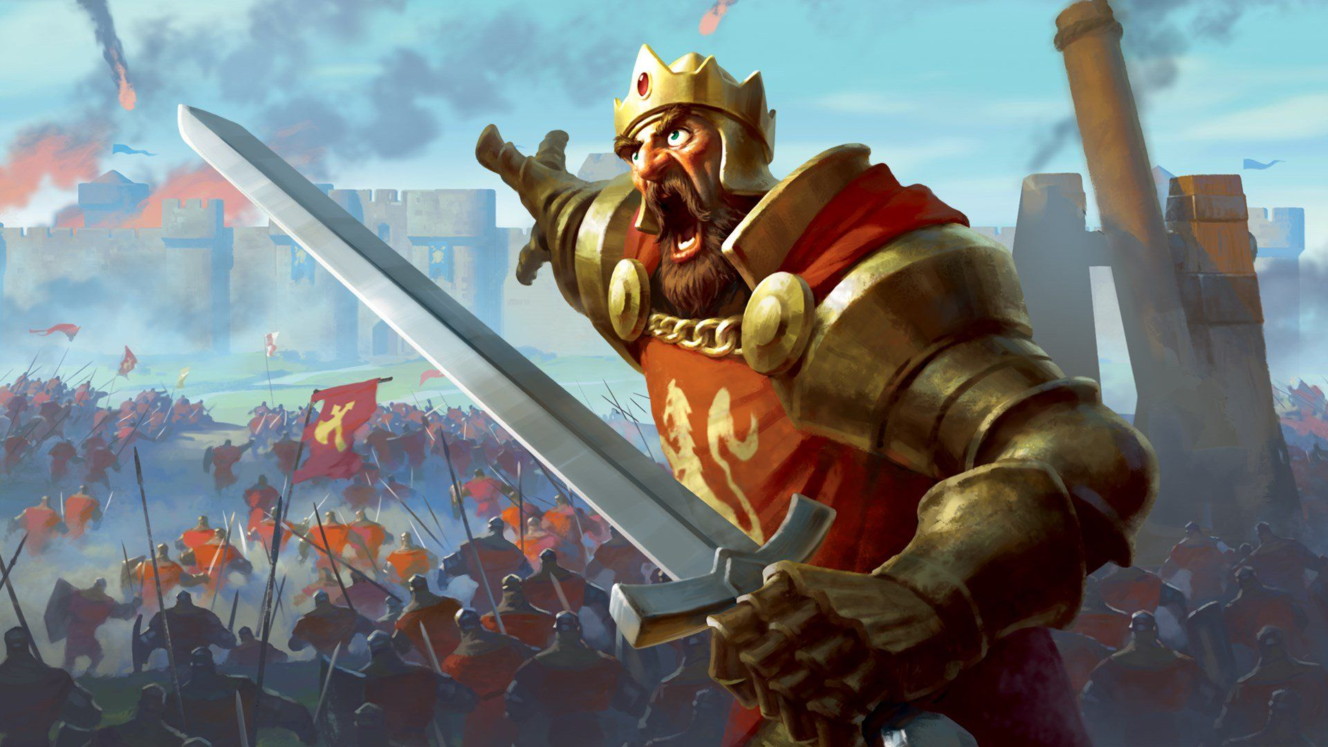 Age Of Empires Castle Siege Is Shutting Down Age Of Empires