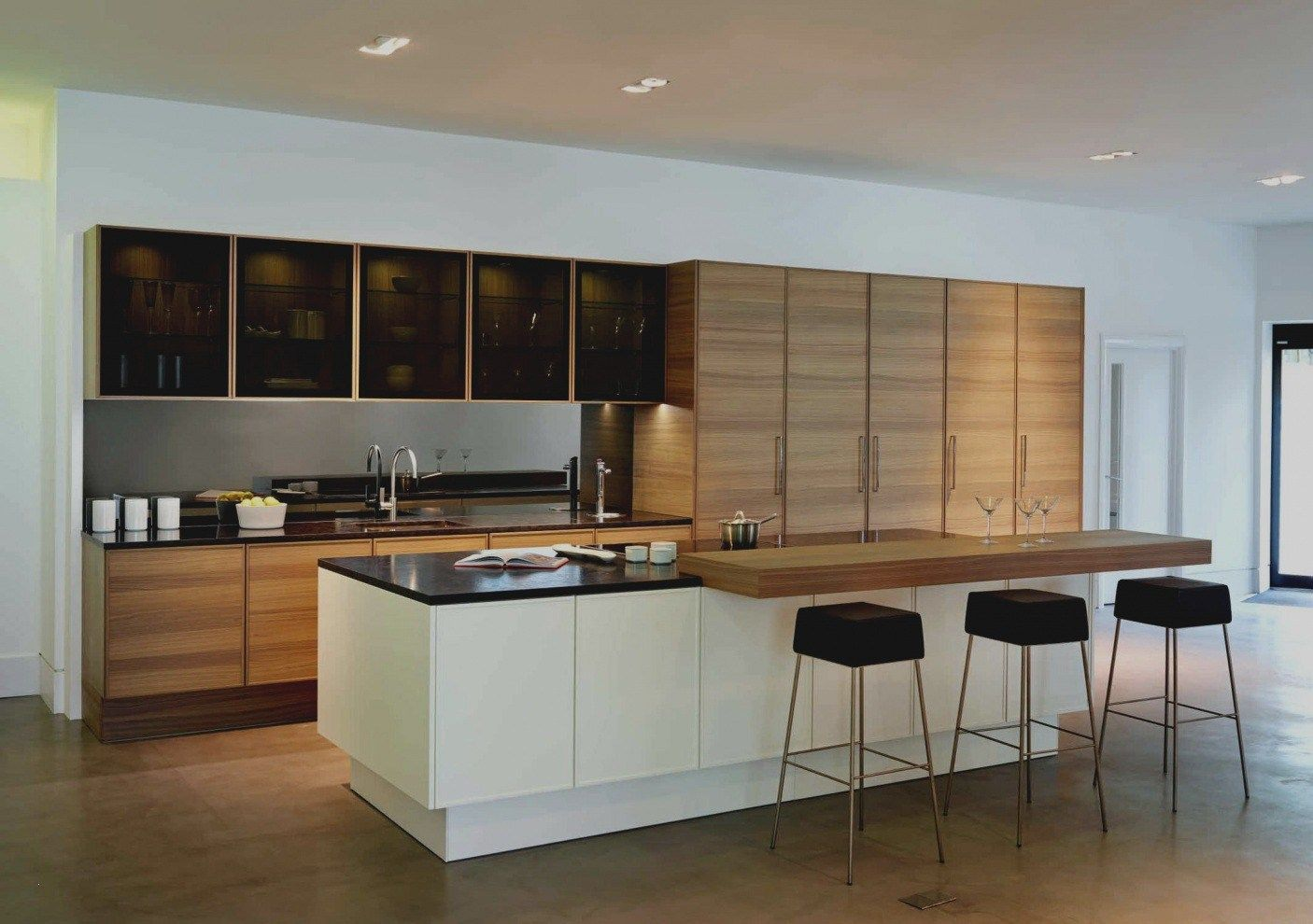 Moderne Kuche Mit Insel Kuchen Mit Kochinsel Home Design
