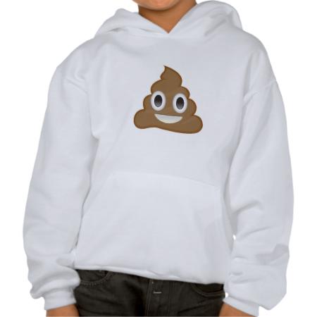 Pile Of Poo Emoji Pullover