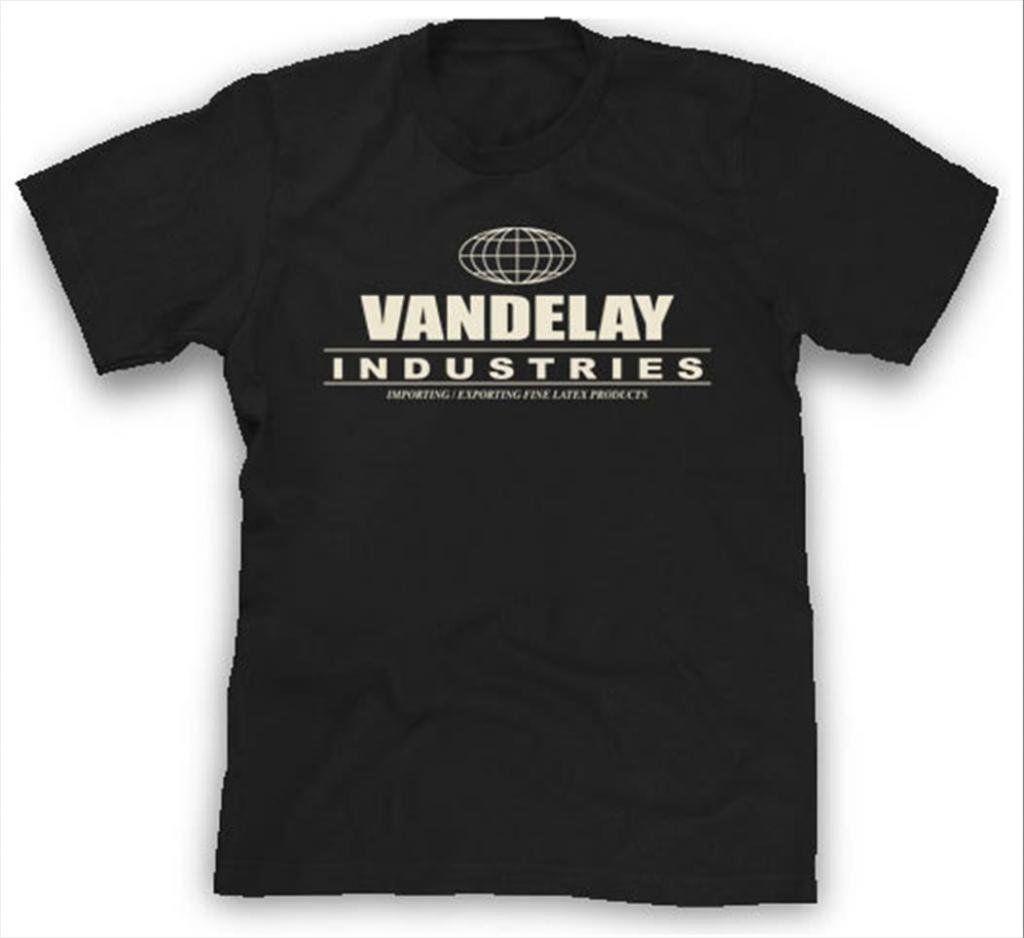 6c2f251c8 Vandelay Shirt Seinfeld shirt funny tshirt Jerry Seinfeld Kramer Tee ...