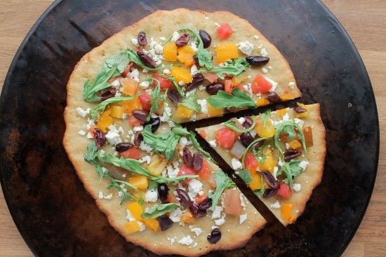 Top 10 Paleo Pizza Crust Recipes