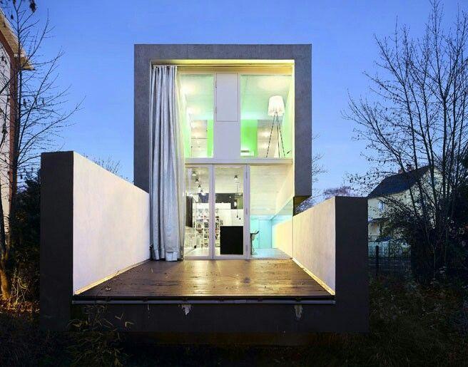 Haus W - Frankfurt am Main\/liquid architekten Architecture - häcker küchen frankfurt