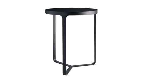 Cage Side Table Black Design Within Reach Modern Dwr Design Within