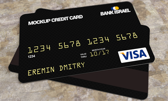 Free Credit Bank Card Mockup Psd Free Psd Files Free Psd Templates Free Flyers Free Website Themes Free Mockup Free Psd Psd Template Free Credit Card
