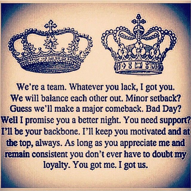 Teamwork Relationship Quotes: Instagram Post By (@bosslady_ent)