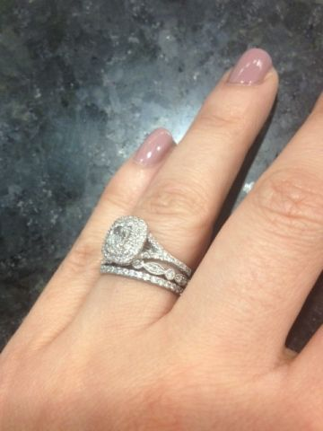 Tiffany Soleste Replica My 2nd E Ring Warning Lots Of Pics