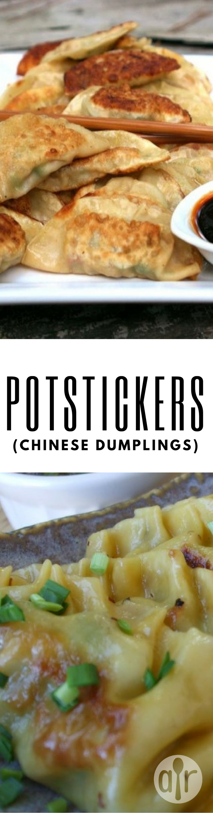 """Potstickers (Chinese Dumplings) 