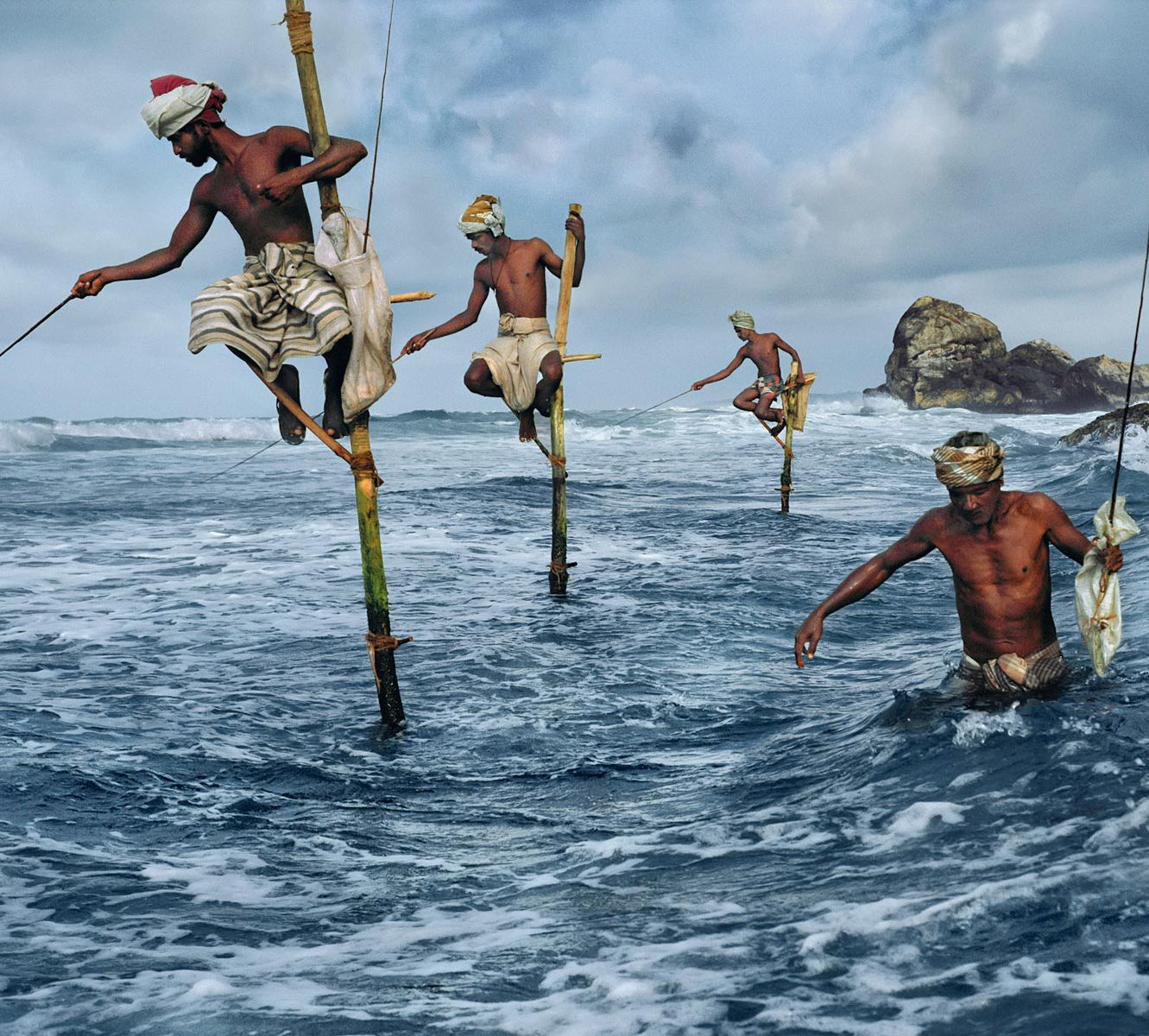 Sri Lanka / photo by Steve McCurry