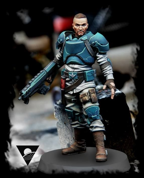 Tarko Game Miniature