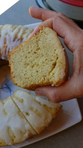 Photo of Lemon cake from the Omnia oven