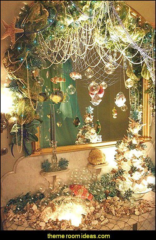 Under The Sea Bathroom Decorating Ideas Mermaid