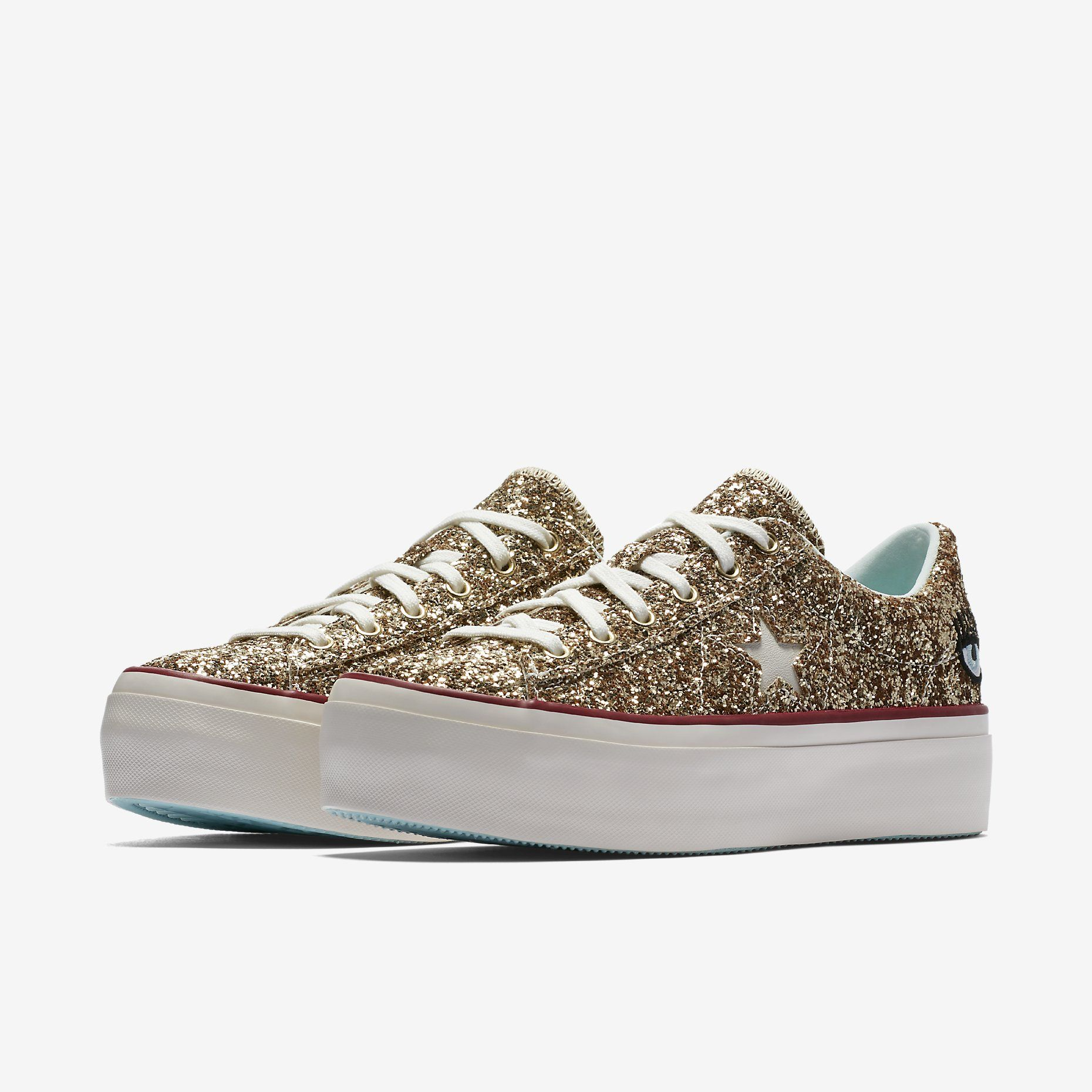 c07f7b18871d Converse x Chiara Ferragni One Star Platform Low Top Women s Shoe. Nike.com