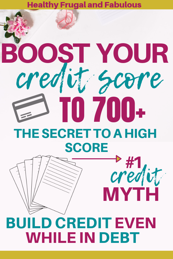 How To Get A 700 Credit Score In 90 Days