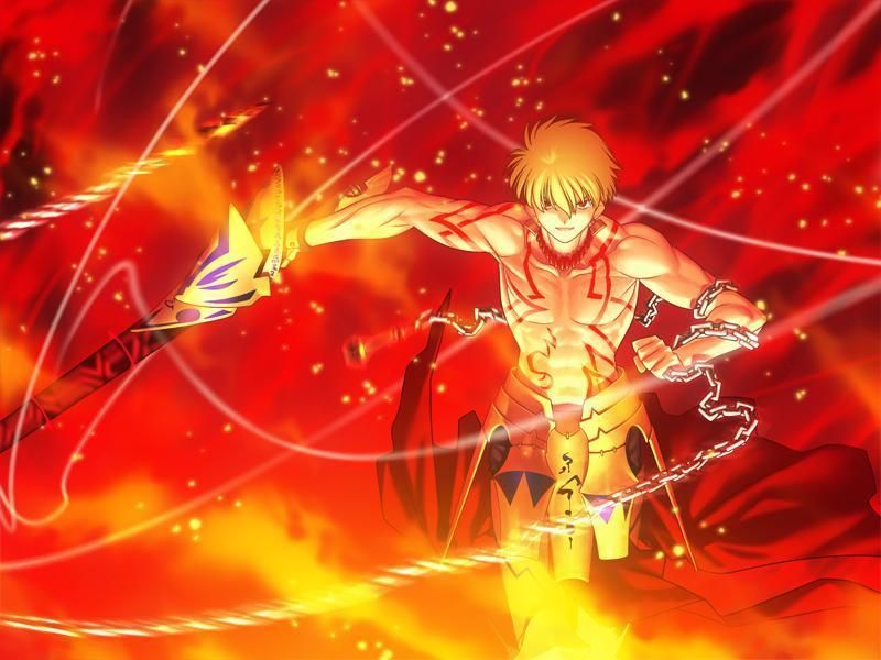 Gilgamesh A Wallpaper Of The King Of Kings Gilgamesh Fate