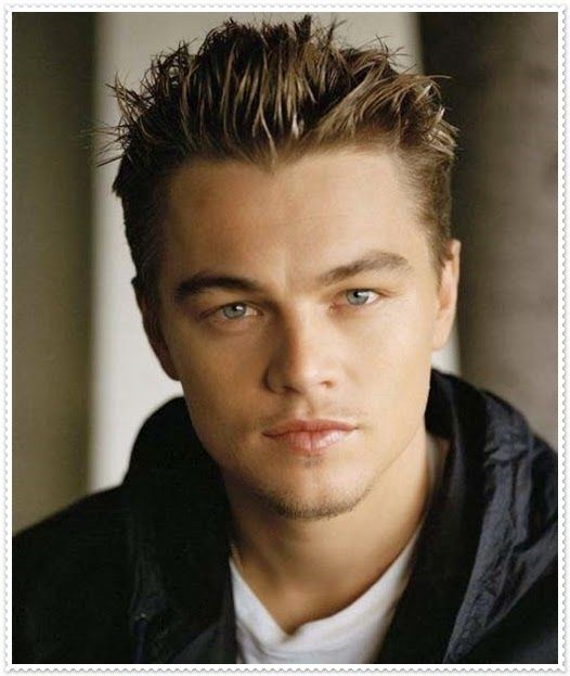 Mode Germany Leonardo DiCaprio Frisuren #frisuren Mode Germany