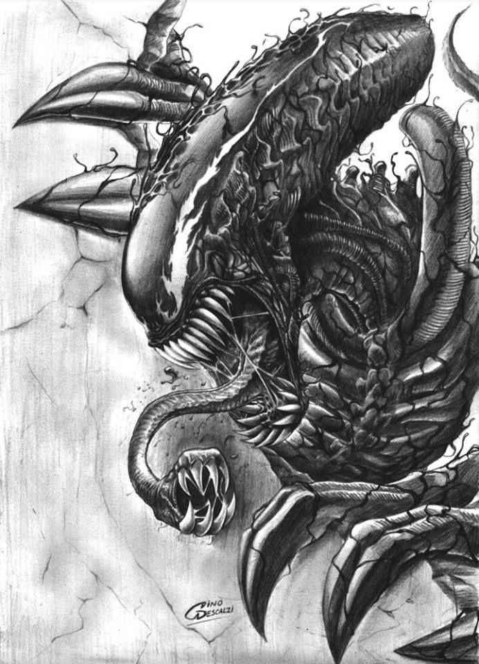Venom x Xenomorph