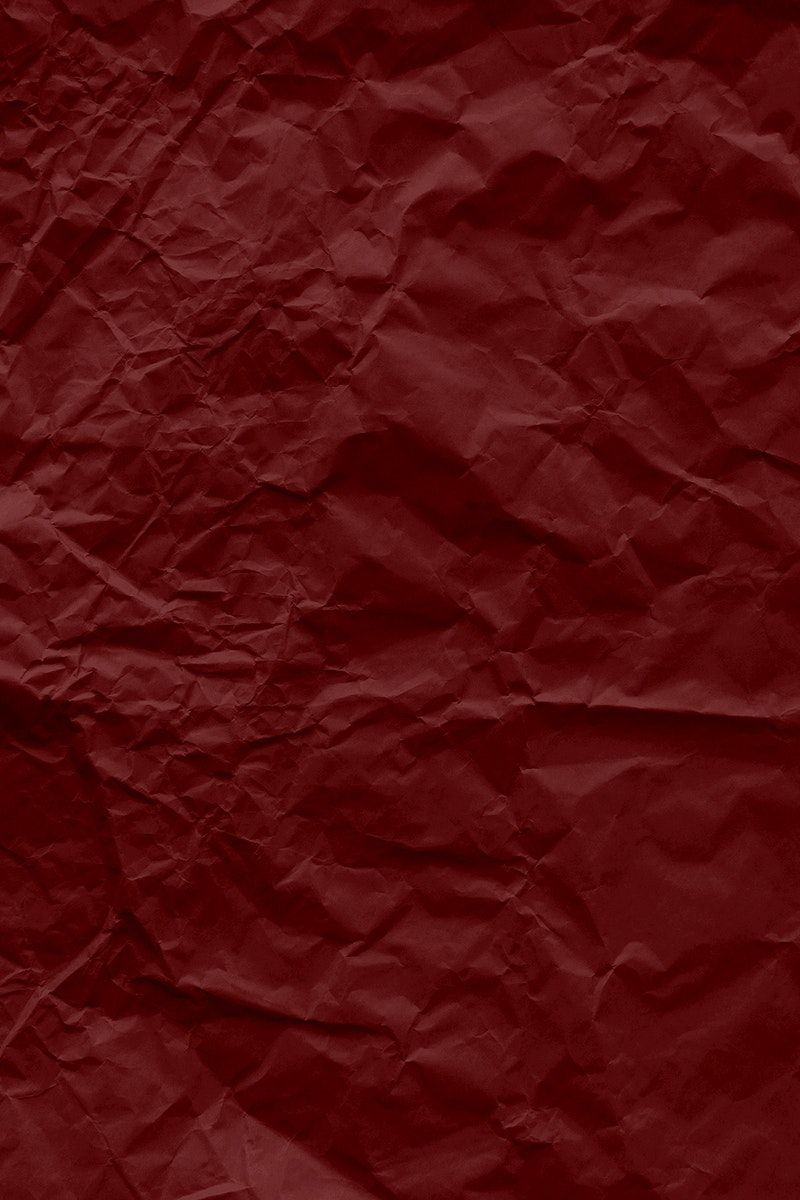 Download Premium Illustration Of Crimson Wrinkled Paper Pattern Background Background Patterns Wrinkled Paper Paper Background Texture