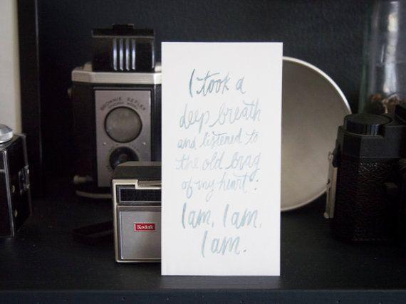sylvia plath bell jar quote // light blue grey by lostandsound