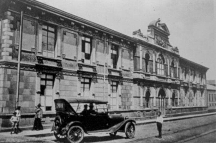 Biblioteca Nacional 1922