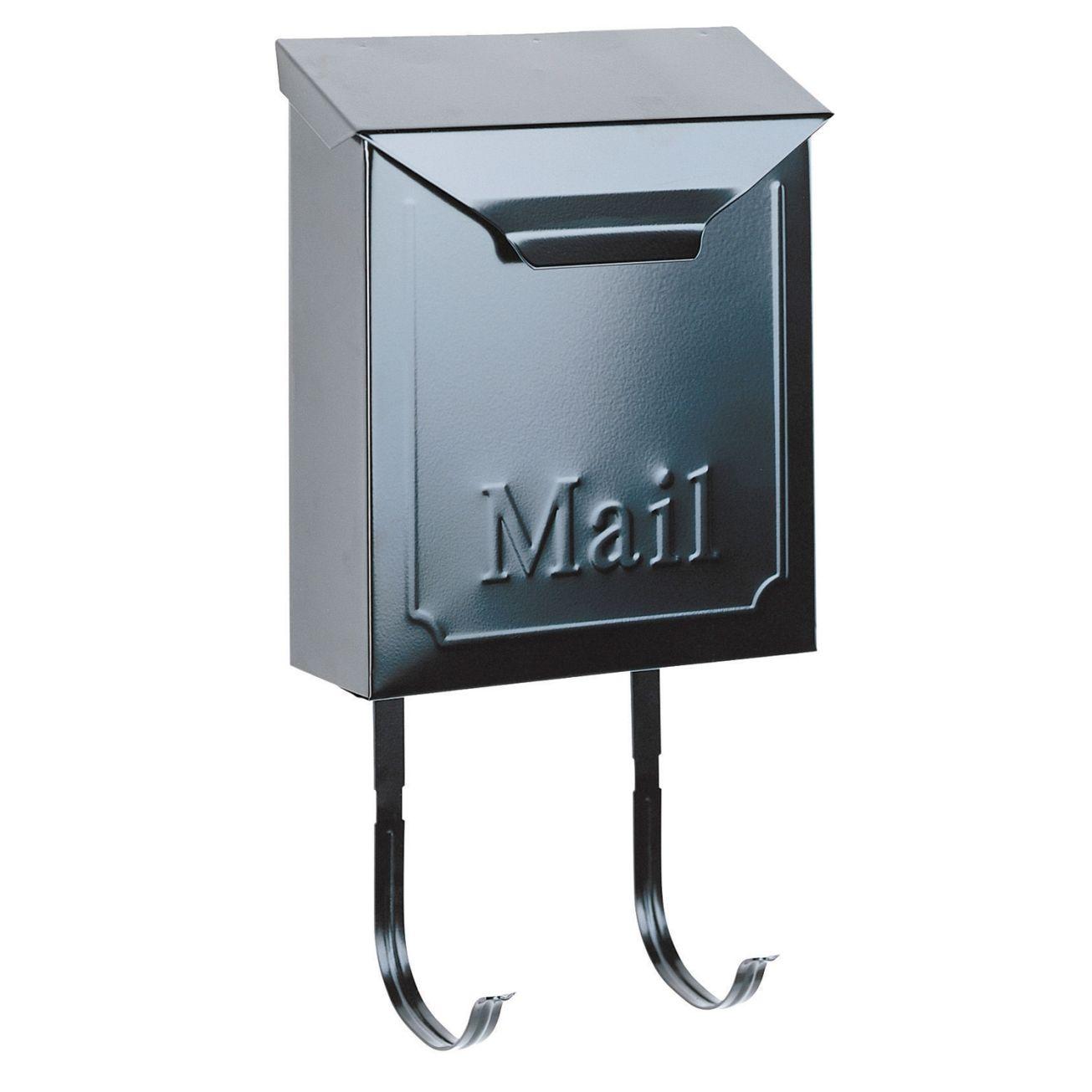 Solar Group Locking Vertical City Mailbox Thvk00000 House Mount Mailboxes Wall Mount Mailbox Mounted Mailbox Metal Mailbox