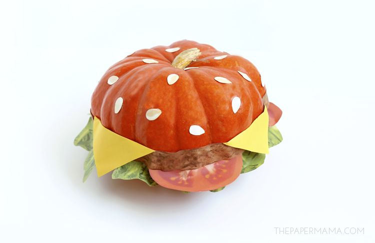 85+ New Ways to Decorate Your Halloween Pumpkins Cheeseburgers - ways to decorate for halloween