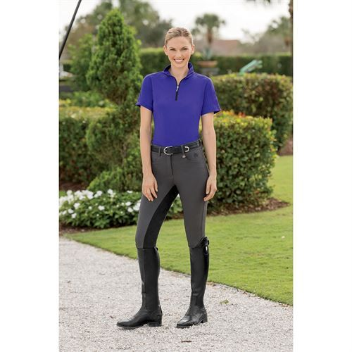 X-Ovation® Aqua-X Slim Secret™ Full-Seat Breech | Dover Saddlery $124.99