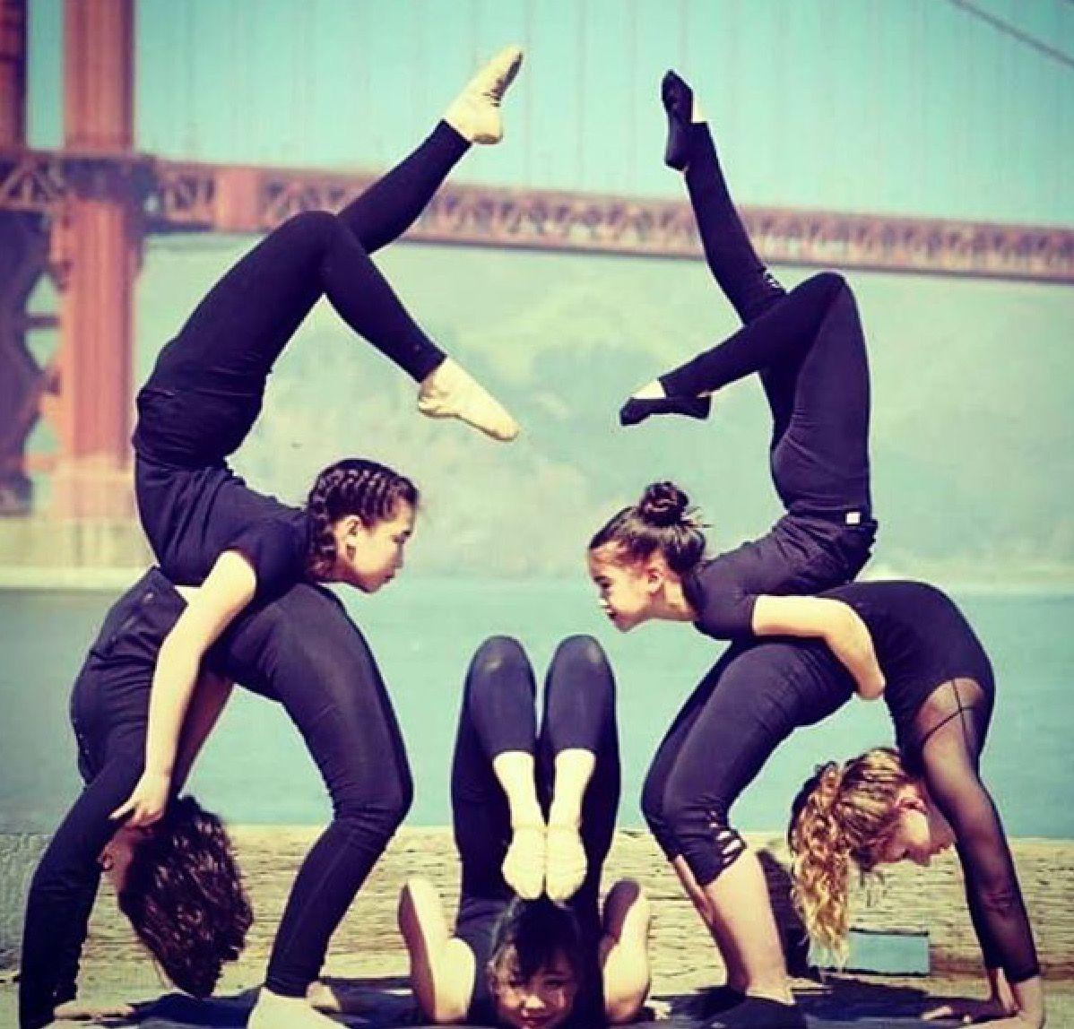 Pin By Rocio On Dance Acro Yoga Gymnastics Poses Acro Gymnastics