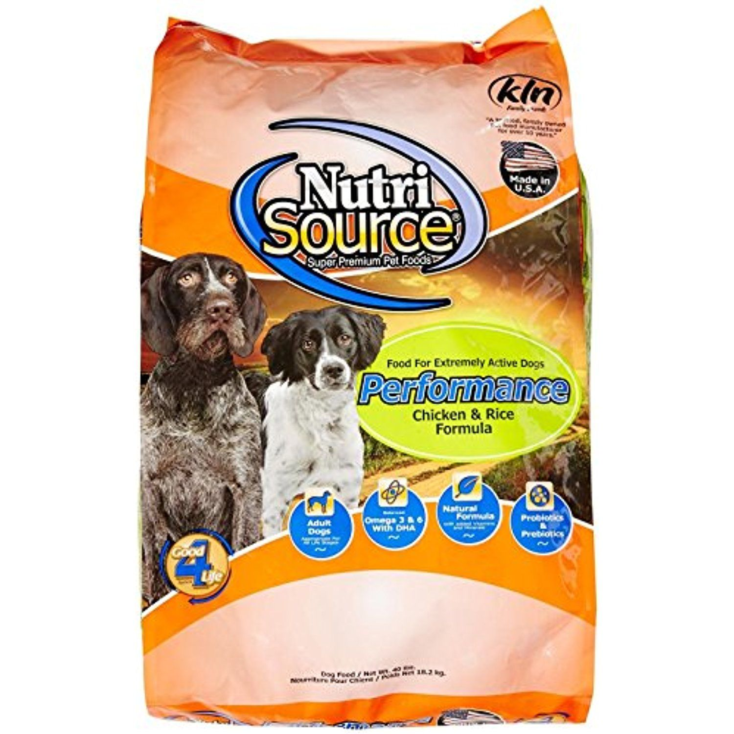 Tuffy S Pet Food 131523 Nutrisource Performance Dry Food For Dogs