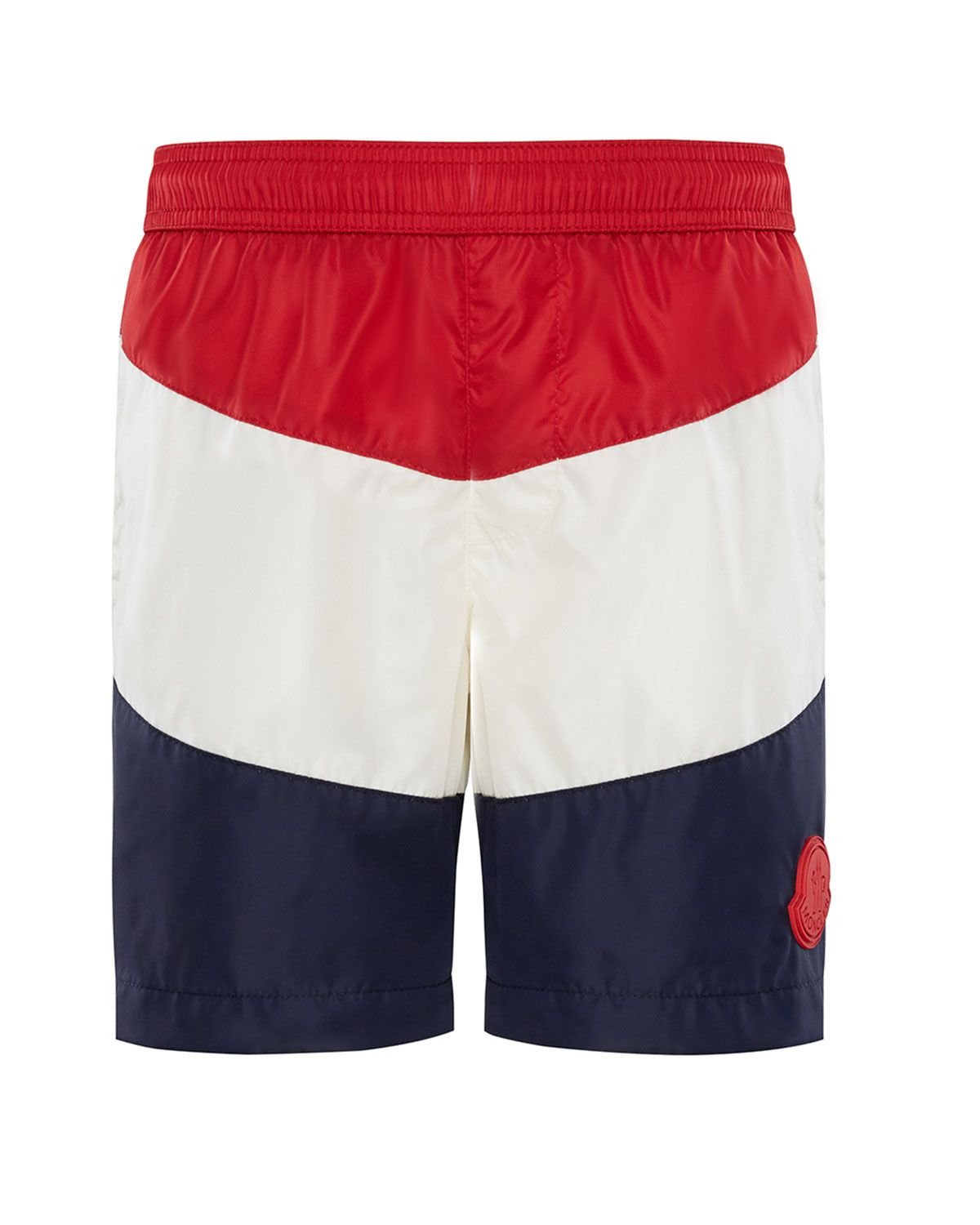 fb929ed93 MONCLER COLORBLOCK SWIM TRUNKS