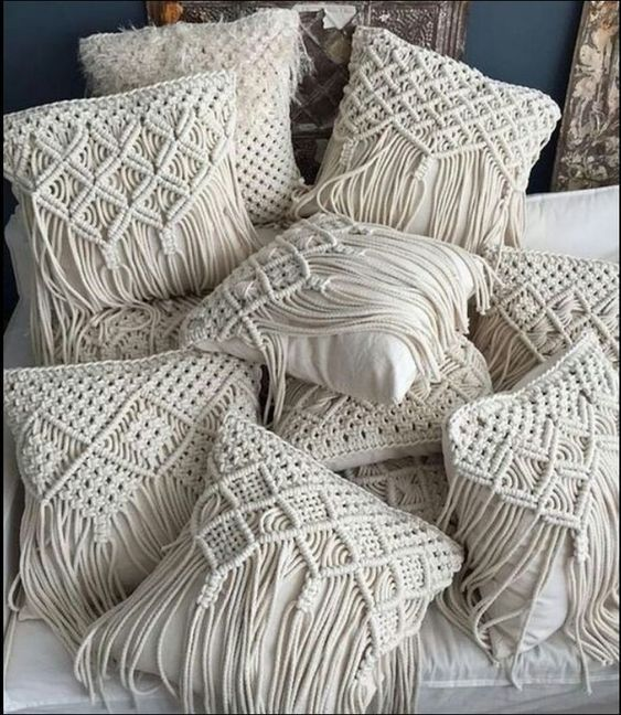 How to Display Macrame Decor in Your Home