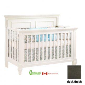 Natart Belmont 4 In 1 Convertible Crib In Dusk Baby Crib Mattress Convertible Crib Mattress Sizes