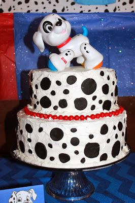 A Bug S Life 101 Dalmatians Baby Shower Puppy Cake Birthday Snacks Baby Shower Cakes