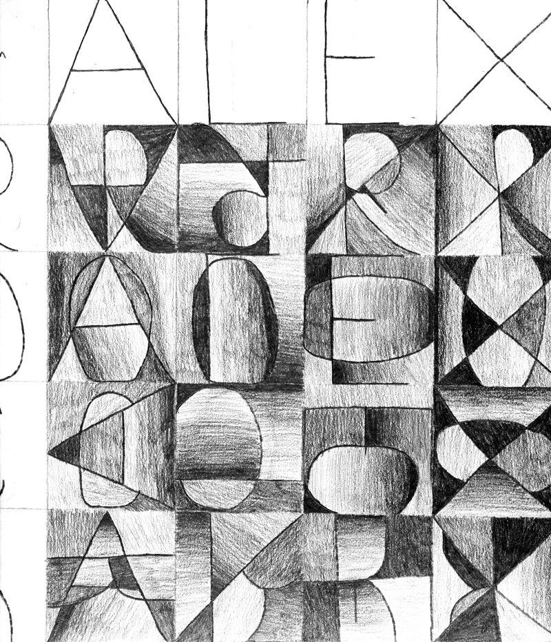 Printable Worksheets op art worksheets : Grid Art Worksheets - Bing Images | Sketchbooks | Pinterest | Op ...