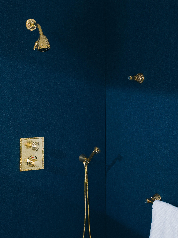 standard head showerhead function flowise heads vandal faucets american suite speakman bathroom shower resistant