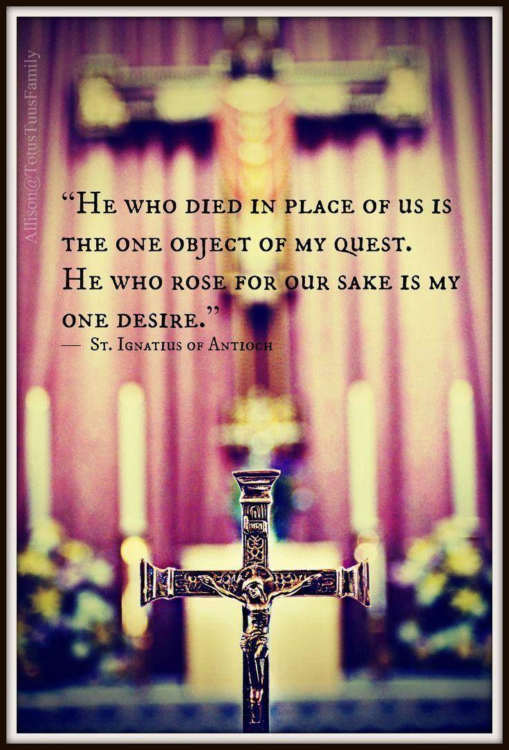 St Ignatius Quotes Catholic Divine Providence Quotes  Faith & Inspirational