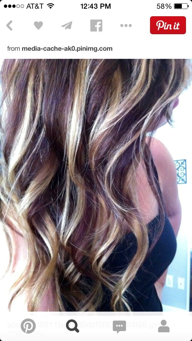 Pin By White Dove On Hair Crush Pinterest Hair Coloring Hair